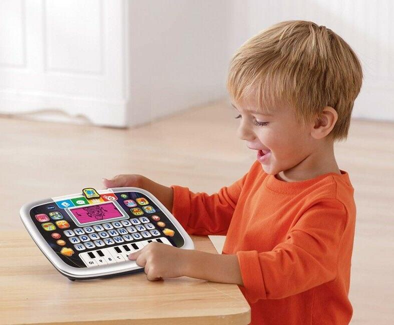 Educational For 3 4 Olds Interactive Kids Tablet Toddlers