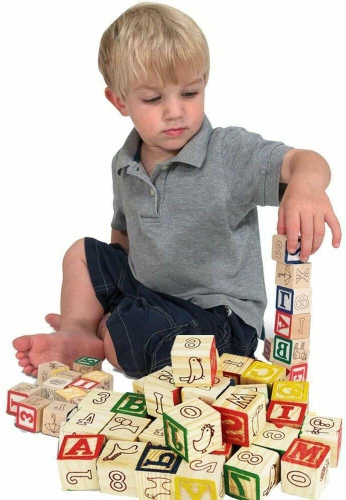 Educational Blocks Toys For 2 Old US
