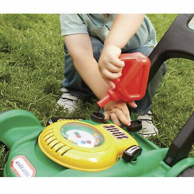 Little Tikes Go Mower Toy Pretend Play And Black