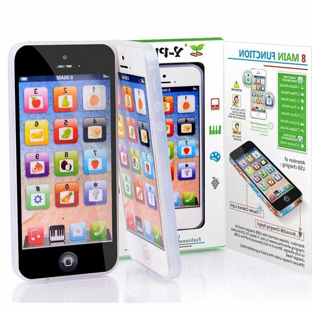 Baby iPhone Tablet Educational Old Learning Activity