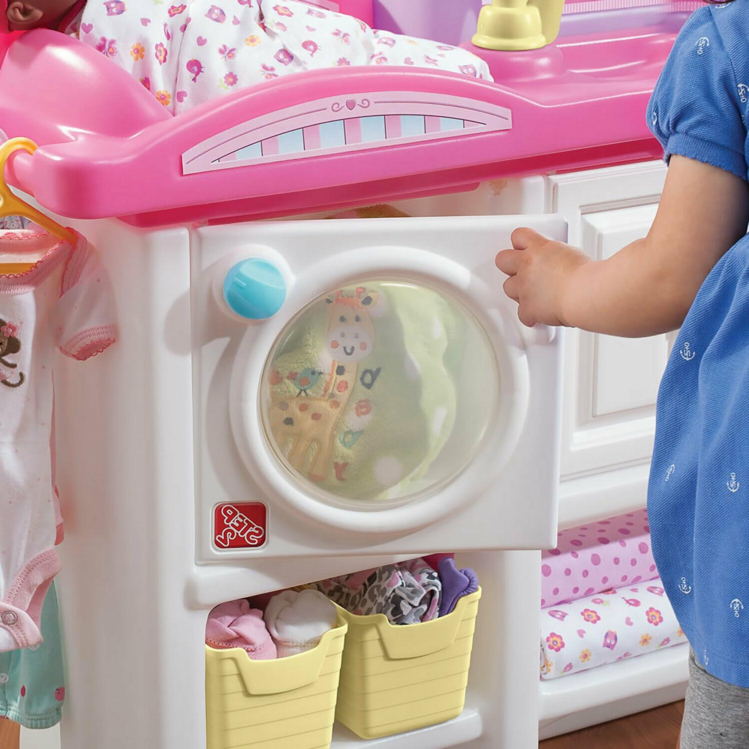 Step2 Deluxe Nursery GIRLS TOY PLAYSET ENTERTAIN GIFT