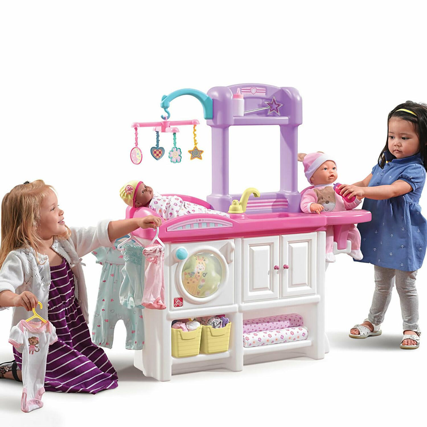 love and care deluxe nursery toddler girls