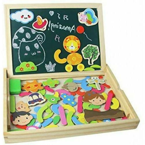 Magnetic Educational For Kids 3 4 Years Old