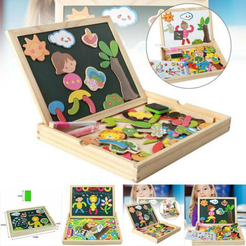 magnetic educational toys game for girls boys