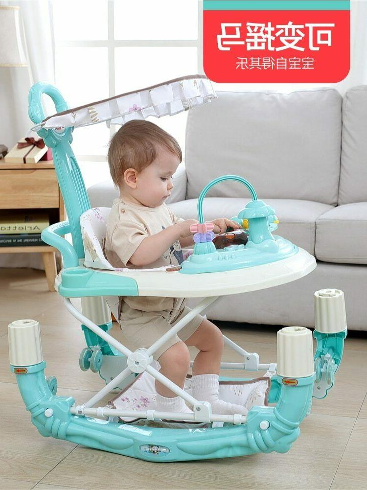 Multi-function Toddler Anti-rollover Baby Toys