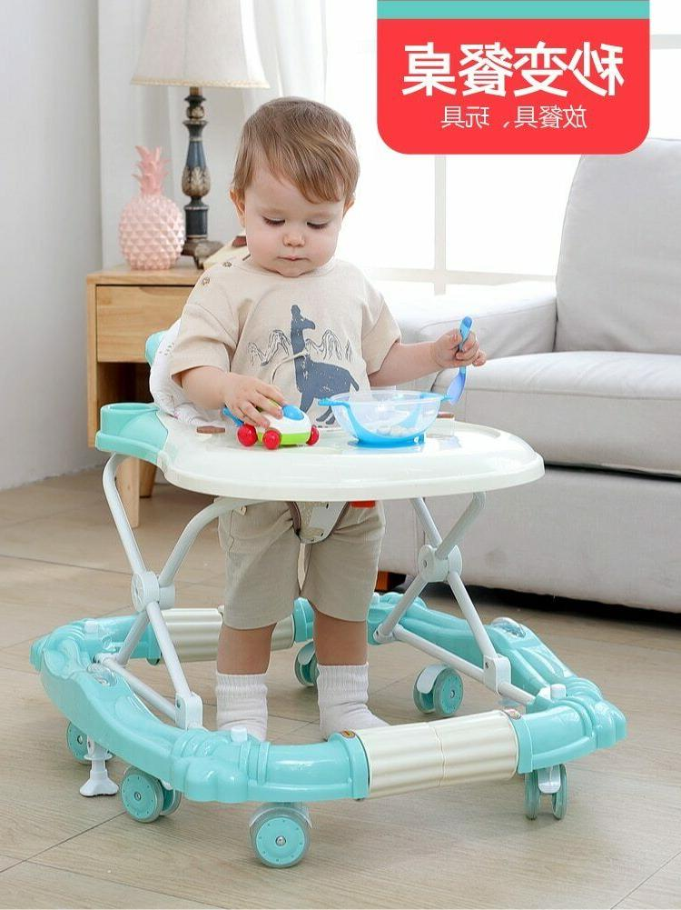 Multi-function Baby Anti-rollover 6-7-9-12 Baby Toys