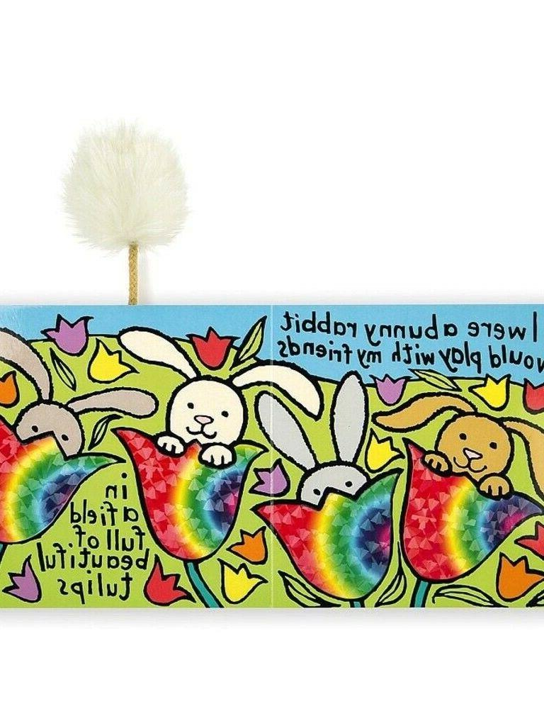 NEW Jellycat If Were a Book Baby touch
