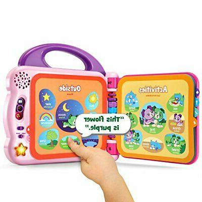 LeapFrog and 100 Words Book