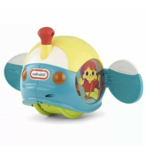Little Tikes Blue Fantastic Firsts Toy NEW Remote
