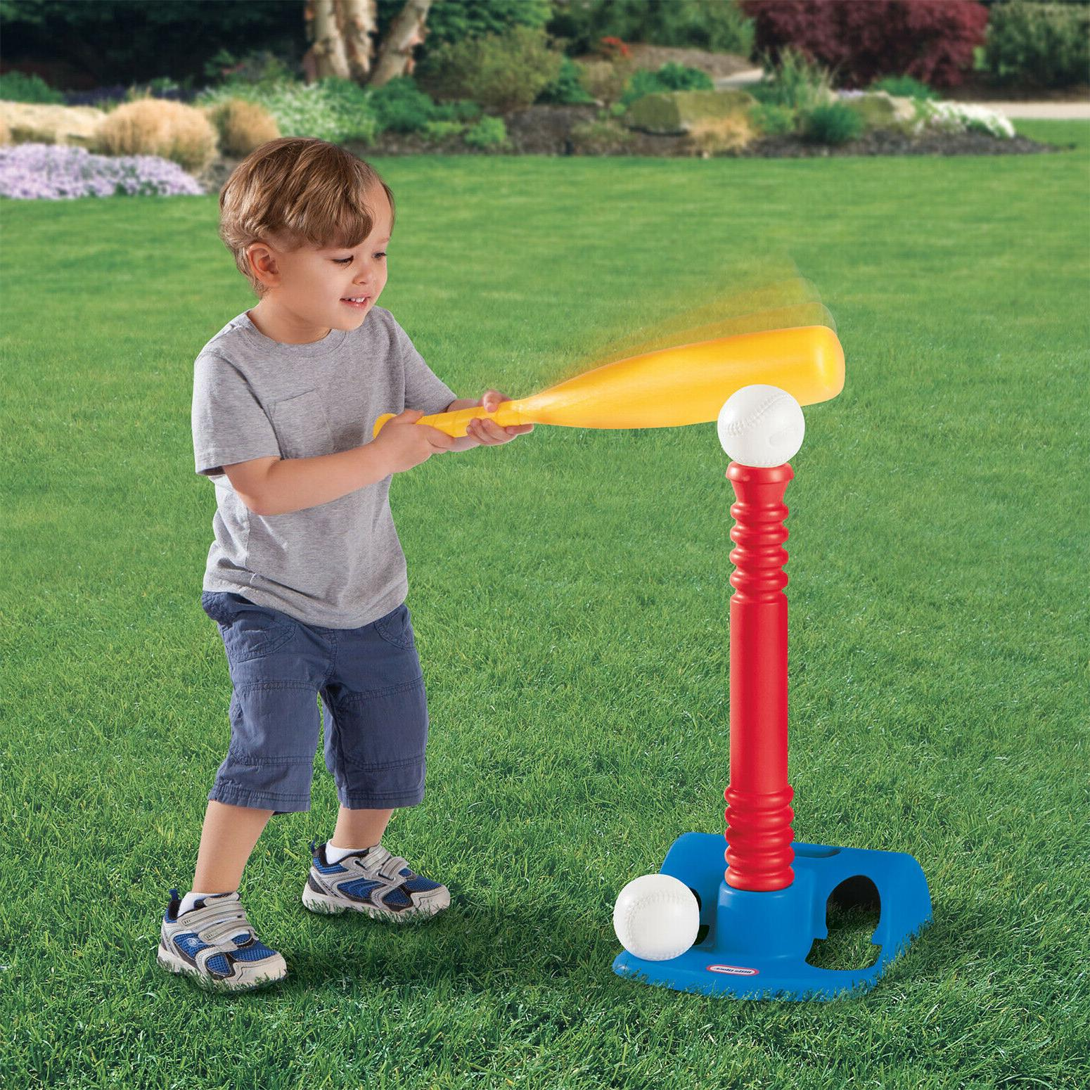 T-Ball Little Tikes 2 Funny