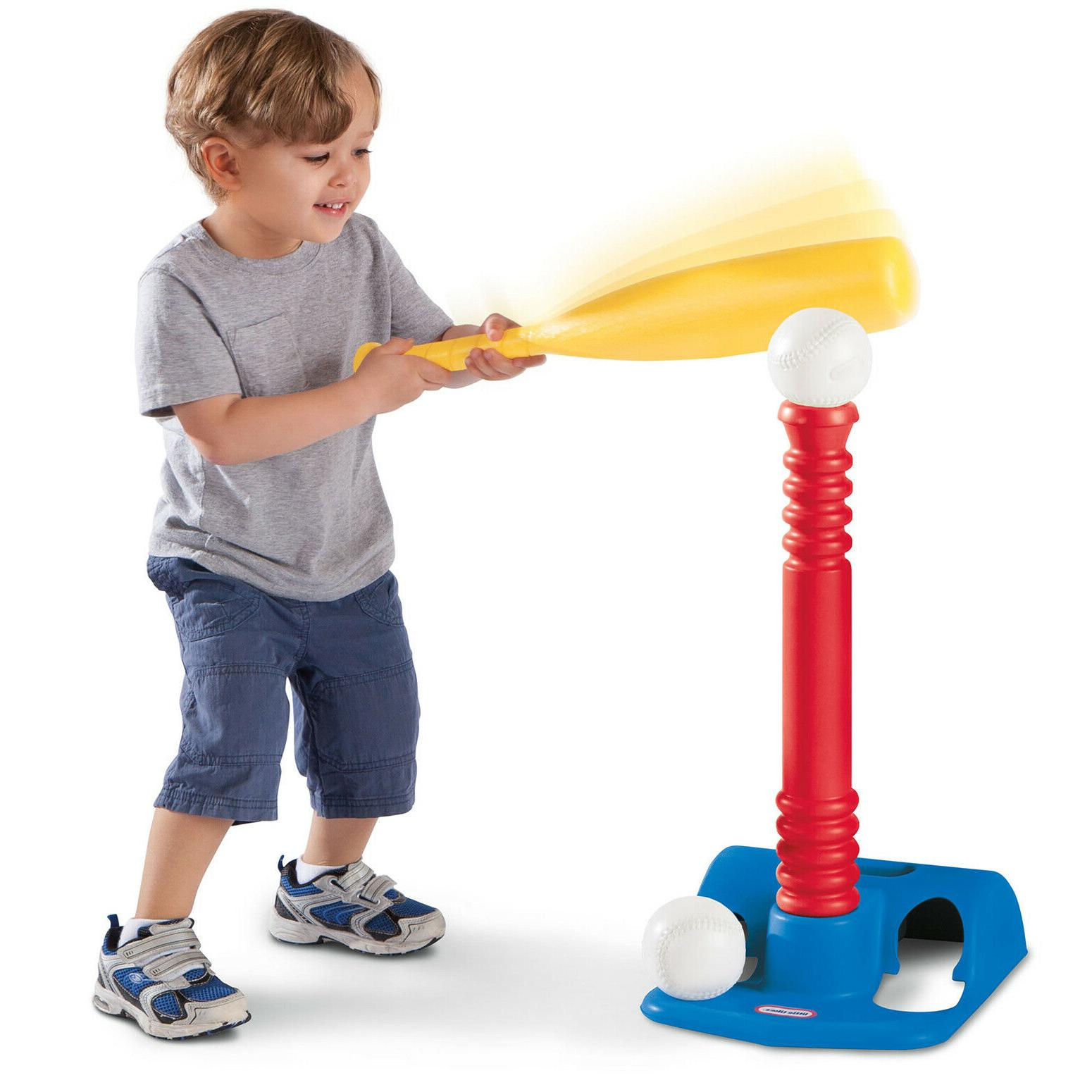 T-Ball Little Tikes Ball Toddler Funny Play