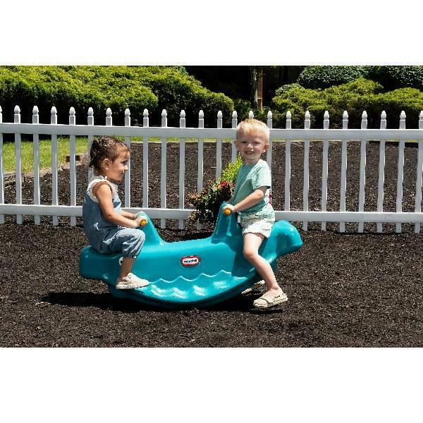 Teeter Totter Whale Outdoor