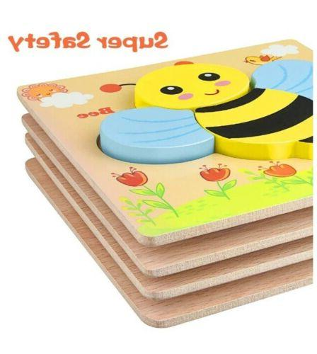 Toddler Puzzles Jigsaw Puzzles Toys for 4