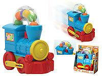 2 ASSORTED TODDLER TOYS  12-18 MONTHS - TIMMY THE TRAIN, AND