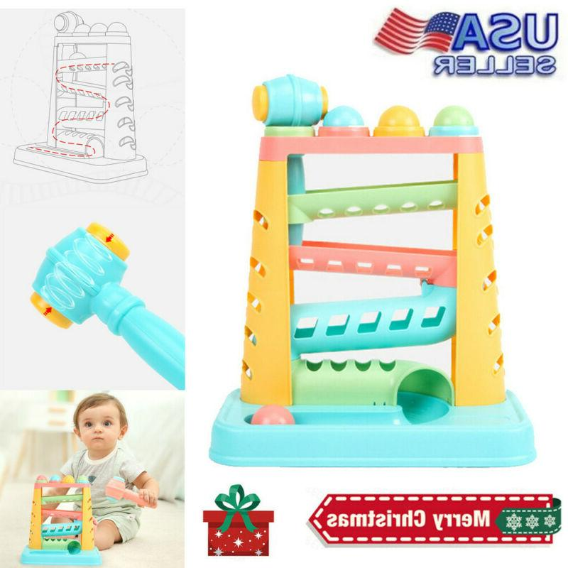 toddlers baby pounding toy with 1