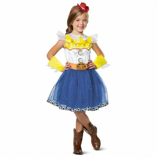 Disguise Toy Story Jessie Tutu Deluxe Toddler Childrens Hall
