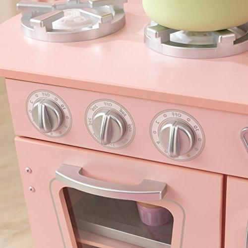 Kitchen in Pink and and