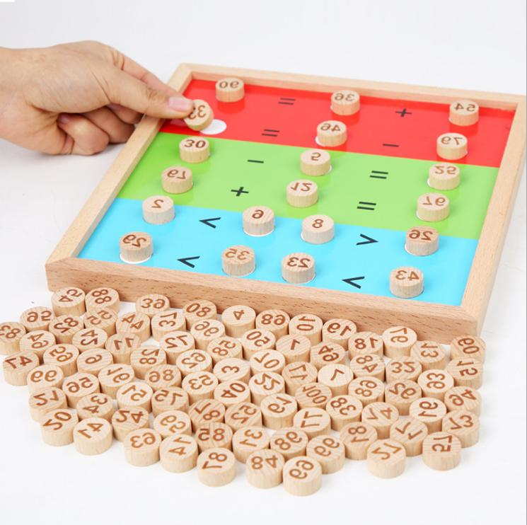 Wooden Alphabet Puzzle For Toddlers Early Learning Toys 1 2 3