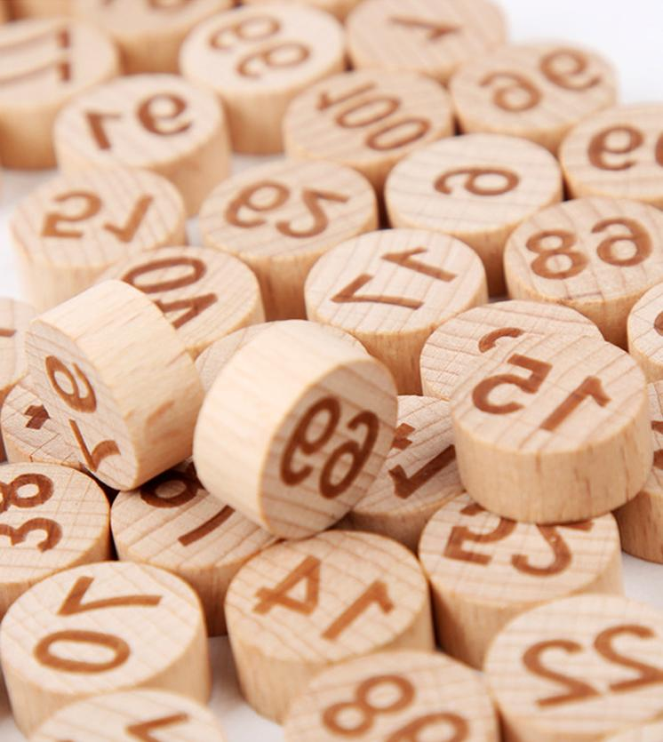 Wooden Alphabet & Puzzle For Early Learning Toys 2 3