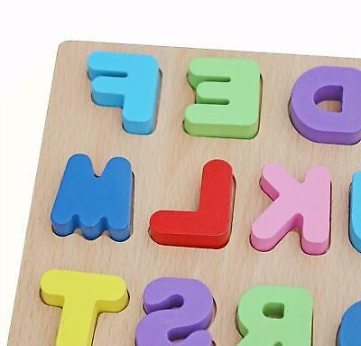 Timy Alphabet Puzzle Board Toddlers Early Toys