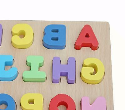 Timy Wooden Puzzle Board for Educational Early
