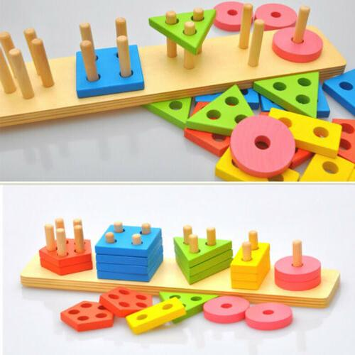 Wooden Toys For 3 4 5 Year