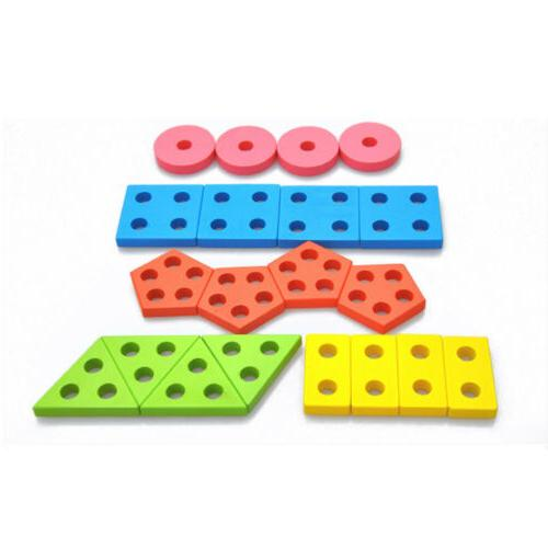 Wooden Educational Toys For 1 2 Old