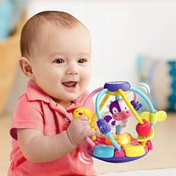 VTech Baby Lil' Critters Shake and Wobble Busy Ball Amazon E