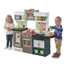 Step2 Little Bakers Kitchen with 30-piece Accessory Set, Kid
