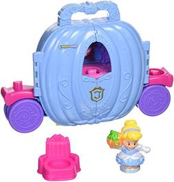 Fisher-Price Little People Disney Princess, Cinderella's Car