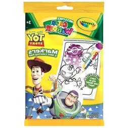 Crayola Llc Color Wonder Toy Story Markers Mini Coloring Pad