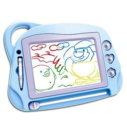 Magnetic Drawing Board Mini Travel Doodle, Erasable Writing