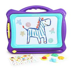 Hailey&Elijah Magnetic Drawing Board Colors Writing Painting