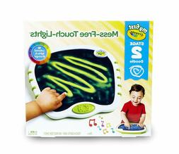 My First Crayola Touch Lights, Musical Doodle Board,Toddler