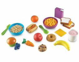 Learning Resources New Sprouts Munch It Pretend Play Food, T