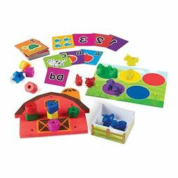 Learning Resources All Ready For Toddler Time Activity Set,
