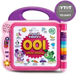 Scout Violet 100 Words Book leapfrog learning kids Electroni