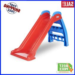 Small Slide For Toddler Kids Child Baby Indoor Outdoor Mini