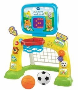 VTech Smart Shots Sports Center Toddler Soccer/Basketball Ga