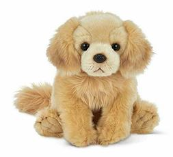 Stuffed Animal Puppy Dog Golden Retriever Pretend Toy Realis