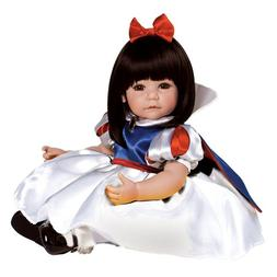 """Adora Toddler Classic Snow White 20"""" Girl Weighted Doll Gift"""