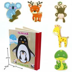 Educational Learning Book Toy for Toddler Kids Children - An