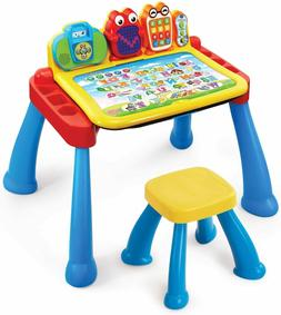 VTech Touch and Learn Activity Desk Deluxe  FREESHIP