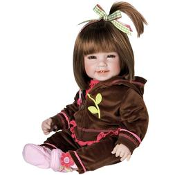 Toy Baby Dolls Adora Play Blonde Toddlers Baby Girl Brown Ha