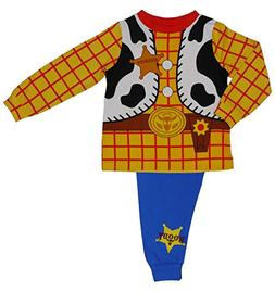 Disney Toy Story Woody Novelty Pyjamas - Ages 18 Months to -