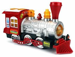 Toys For Kids Toddler Steam Train 3 4 5 6 7 Year Old Age Boy