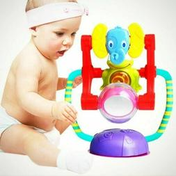 Wheel Rattles Toys For Baby & Toddlers Exercise Kit Developm