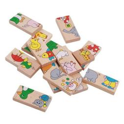 Wooden Magnetic Puzzle Toddler Boy & Girl Toy Educational Ga